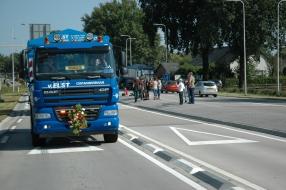 Truckrun Boxmeer: zondag 15 september