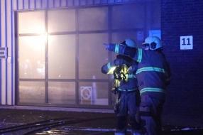 Brand bij e-bike-fabrikant Cuijk is onder controle