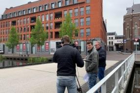 Breda, Oosterhout, Baarle-Nassau, Boxtel, Boxmeer - Overvallen en zware mishandeling in Bureau Braba