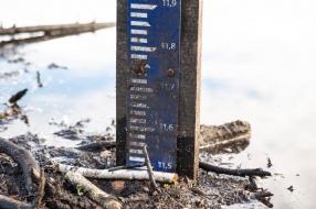 De kraan open of juist dicht draaien om beken te beschermen tegen droogte