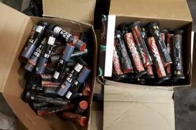 Ouders schrikken van honderden kilo's verborgen vuurwerk: 'Er komt hier geen sterretje meer in!'