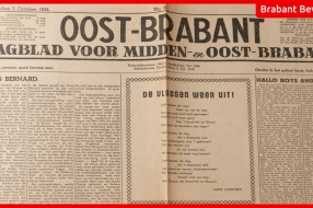 Putte bevrijd, eerste Canadese militairen in Brabant sneuvelen