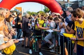Weer geen Daags na de Tour in Boxmeer