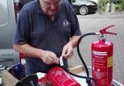 Foto's van BB Dreumel Brandbeveiliging