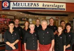 Foto's van Meulepas keurslager