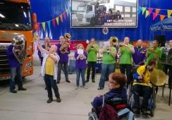 Foto's van Stichting Truckers GKB