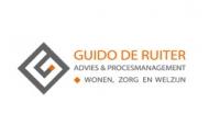 Guido de Ruiter advieswerk Logo