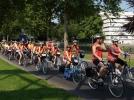Ome Joop's Tour komt weer naar Venray tijdens de 33ste Fietsvierdaagse Venray