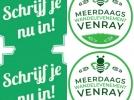 De voorinschrijving voor de derde editie van het Meerdaags Wandelevenement Venray is gestart.