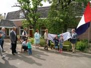 Platform Gehandicapten onthulde eerste bankjes in Wanroij en Landhorst