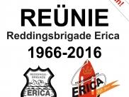Reünie Reddingsbrigade Erica 50 jaar!
