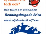 Stem op RB Erica! Rabo Clubkas Campagne