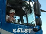 Aanmelden Chauffeurs Truckrun Boxmeer