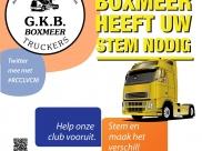 Truckrun Boxmeer doet mee aan Rabobank Clubkas Campagne #RCCLVCM