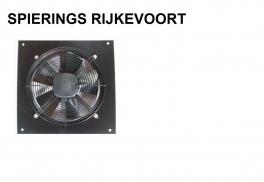 Ventilator Axiaal bij Spierings