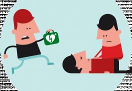Wat is een AED (Automatische Externe Defibrillator)?