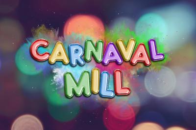 Evenement: Carnaval Mill 1 t/m 5 maart