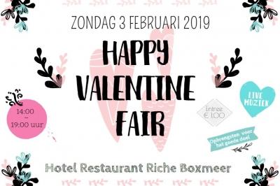 Evenement: Happy Valentine Fair