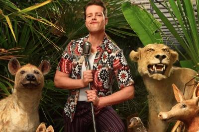 Evenement: Martijn Koning- Try-out voor koning van de dieren