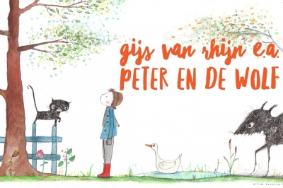 Evenement: Peter en de Wolf