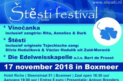 Evenement: Štěstí Festival