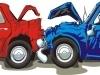 Aansprakelijkheid voor ongeluk met de zelfrijdende auto