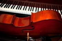 Cello - Piano Concert & Masterclass Het Weijertheater