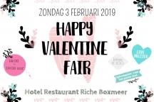 Happy Valentine Fair Hotel Restaurant Riche, Steenstraat 51 Boxmeer