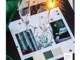 Bos de Woonprofessionals wenst u fijne feestdagen & een kleurrijk 2019!