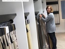 Inrichten nieuwe winkel Bos de Woonprofessionals