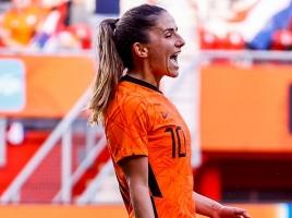 5 Brabantse Oranjeleeuwinnen in de selectie voor de Olympische Spelen