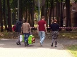 Boa's moeten overlast asielzoekers tegengaan, gemeenten werken samen
